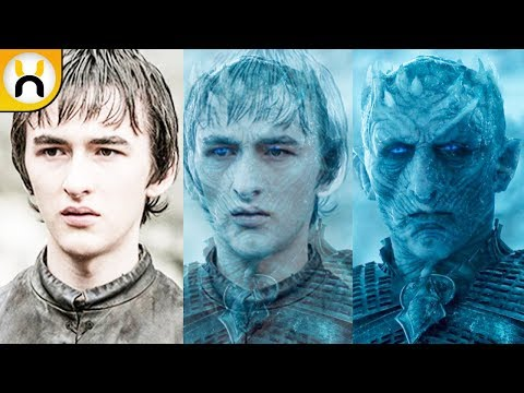 Bran Stark Is Night King Theory Explained Game Of Thrones