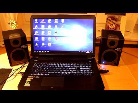 Unboxing Alesis M1 Active 320 USB Studio Monitoring System Homerecording