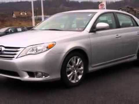 2011 toyota avalon university motors morgantown wv 26508