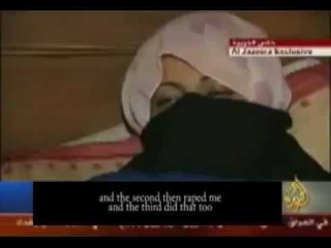 Iraqi Muslim Woman Raped By U.s. Soldiers. video