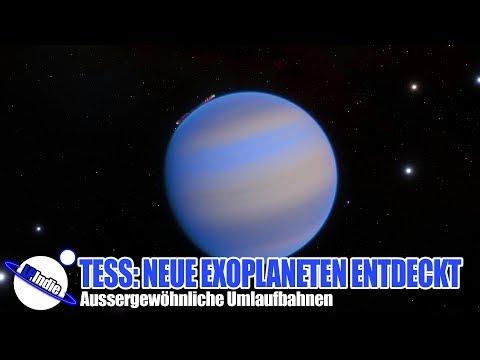 Aussergewöhnliches Planetensystem - HD 21749 - Weltraumteleskop TESS