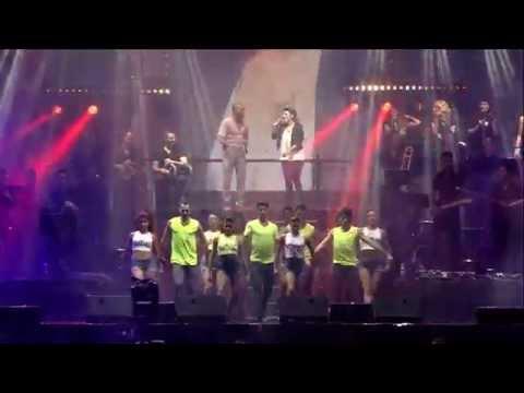 שרית חדד ואייל גולן - חגיגה - מתוך המופע פעם בחיים