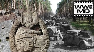 WWII Metal Detecting - German Panzer and SS - Discover History on the Eastern Front (HD)