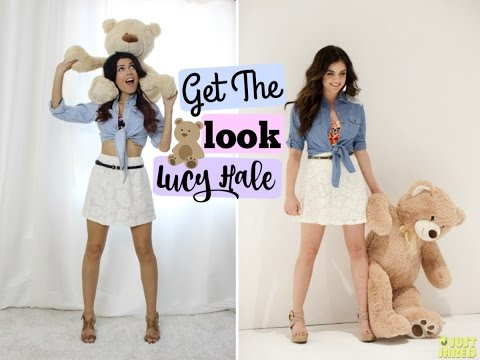 Get The Look - Lucy Hale ♡