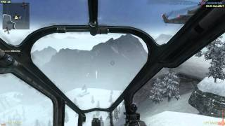 Call Of Duty Black Ops - Multiplayer Apache Flying War My Friend Halil Kamaz