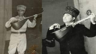 Gedebey Asiqlari. Asiq İsfendiyar Rustemov Asiq Sedaqet Resulov.