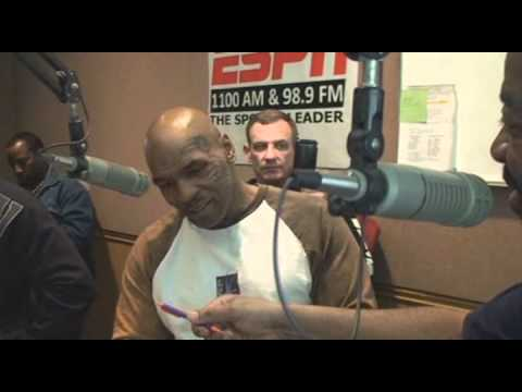Mike Tyson talks Don King and Jim Gray on ESPN Radio 1100 & 98.9 in Las Vegas