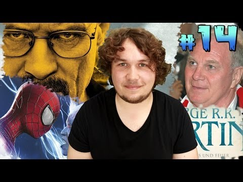 FILMNEWS #14 | Game of Thrones Der Film - Disney kauft Maker - Deutsches Breaking Bad