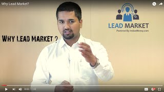 Why Lead Market  IndianMoneycom