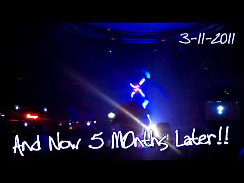 New Tribal Electro LIghts Style To The Old Tribal Style 3-11-2011