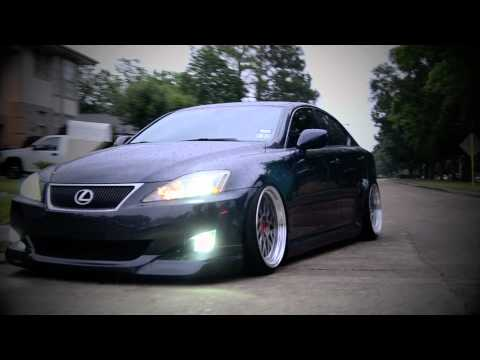 Lexus IS250 Static VIP