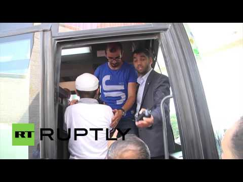 State of Palestine: West Bank team in Gaza for first time in 15 years for historic match