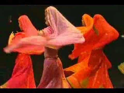 Bellydance Superstars - Bollywood video