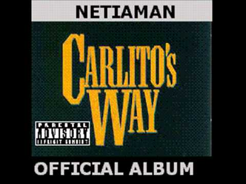 #POUPA NETIAMAN  #THE RAGGA SPECIALIST-#  CARLIOT'S WAY #OFFICIAL ALBUM