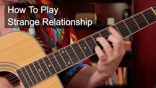 Watch Prince Strange Relationship video