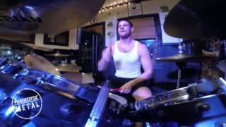 REAPER 'Tye Keesler' (Drum-Cam) The Pickwick Pub (03/07/15)