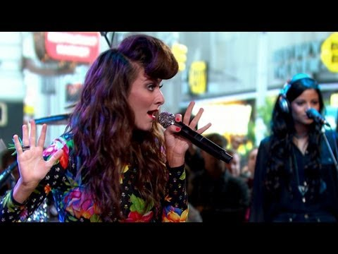 Karmin - Broken Hearted Live On 'gma': Amy Heidemann Nick Noonan Perform Off Album 'hello' video