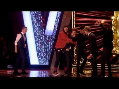 One Direction - Little Things (live Royal Variety Performance 2012) video