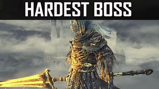 Beating the Hardest Boss in Dark Souls 3 - King of the Storm & Nameless King Strategy + Rewards
