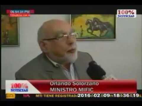 Hablando de Plaza Centroamerica en canal 100% noticias edicion nocturna