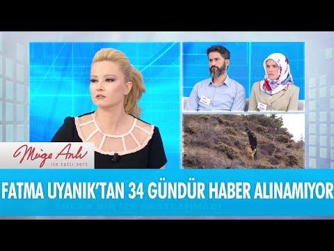 Fatma Uyanık'tan 34 gündür haber alınamıyor! - Müge Anlı İle Tatlı Sert 8 Kasım
