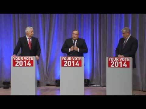 2014 Gubernatorial Debate (part two)