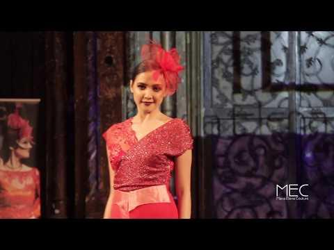Maria Elena Couture Highlights NYFW Art Hearts Fashion Show 09-07-18