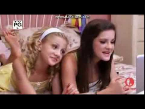 Brooke and Paige Singing