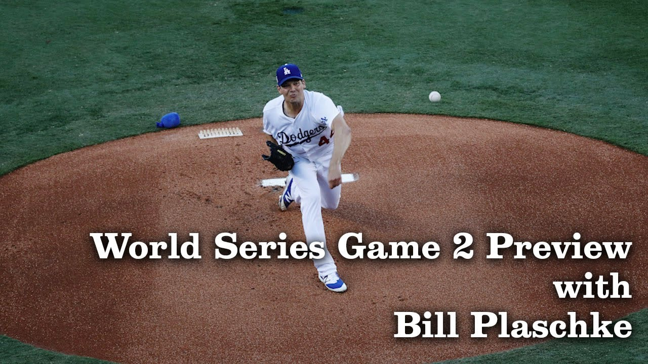 What Does World Series, Game 2 Have In Store For The Dodgers? | Los Angeles Times