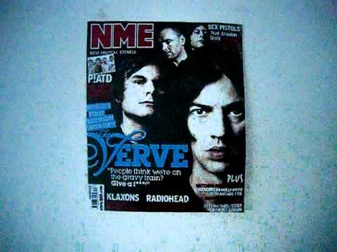 Megan wilkins media- Analysis of an NME magazine