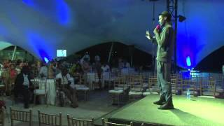 Tanzania stand up comedy : Captain khalid about Arabs