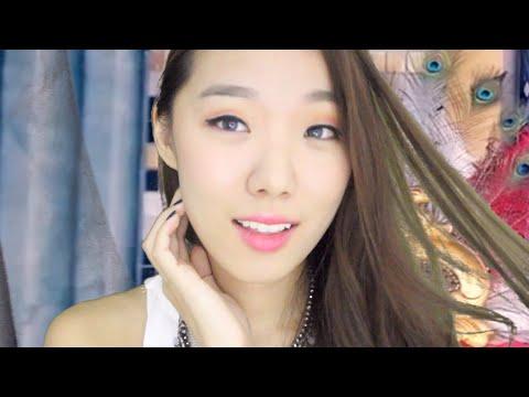 Taetiseo Taeyeon Holler KPOP Makeup Tutorial / TTS SNSD 태티서 할라 태연 메이크업 + GIVEAWAY
