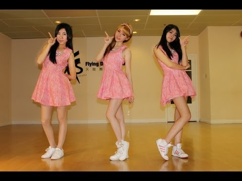 APink - Mr Chu Dance cover by S.O.F (Flying Dance Studios)