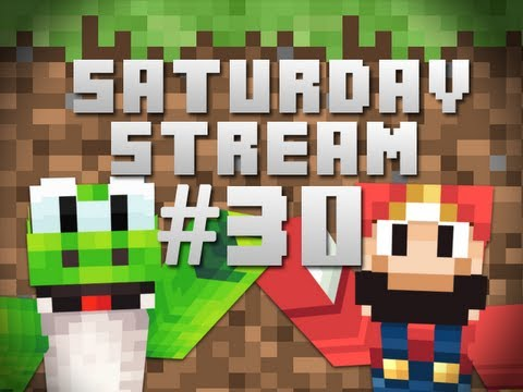 Streaming Saturdays Ep30 [Part 1/3] - Games and friends!