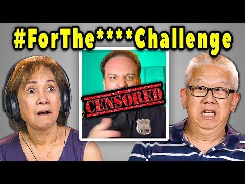 Elders React To Forthed Ckchallenge Forthep Ssychallenge