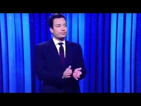 Jimmy Fallon makes Tebow Joke