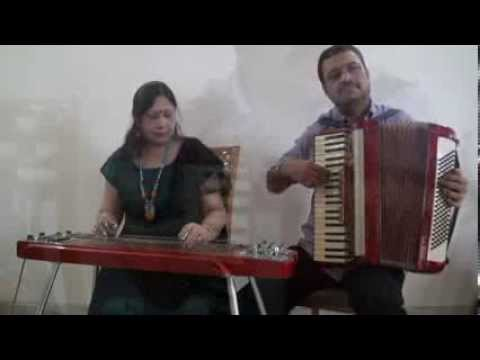 Ye Ladka Hai Allah Instrumental | Hawaiian Guitar | Accordion...