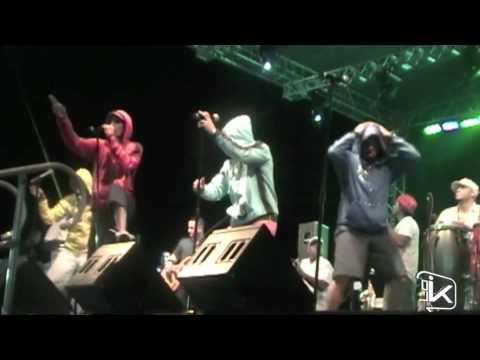 RIKASWING EN FESTIVAL LOS TUBOS DE MANATI 2010 #1