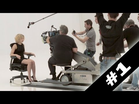 On the Set of LUCY starring Scarlett Johansson [Making of Video # 1]
