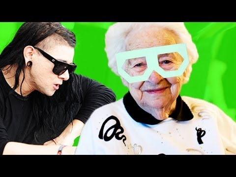 DUBSTEP GRANDMA Music Videos