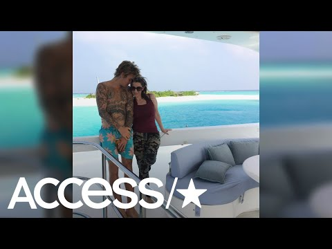 Justin Bieber's Mom Shares A Touching Tribute To Her Famous Son | Access thumbnail