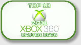 Top 10 Easter Eggs of 2011