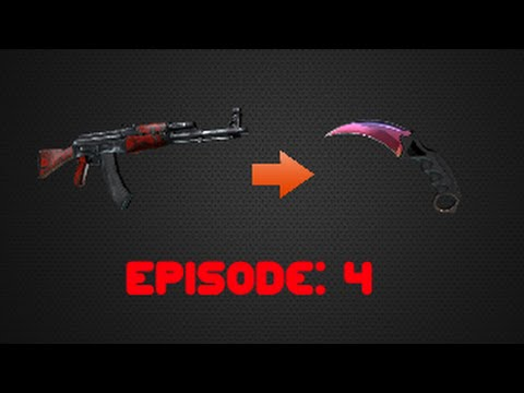How to Make Money on the Steam Market :: CSGO +rep Road to Knife? - Episode 4 Special [Outdated]