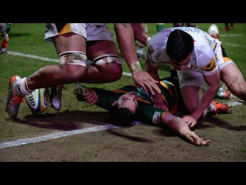 Rugby concussion rule 'not fit for purpose'