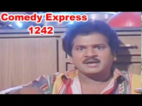 Comedy Express 1242 || Back to Back || Telugu Comedy Scenes