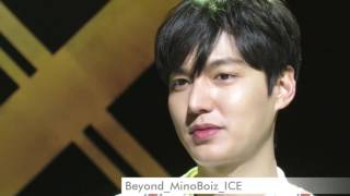 20170219【The Originality of Lee Min Ho】Behind his acceptance speech and his most unforgettable fan