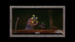 The Legend of Zelda Ocarina of Time 3D Ger Part 024 (Ein kleiner Dungeon im Brunnen)