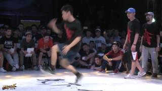 FREESTYLE vs MENTAL FUSION | CREW 1/8 FINAL | HUSTLE & FREEZE 2016