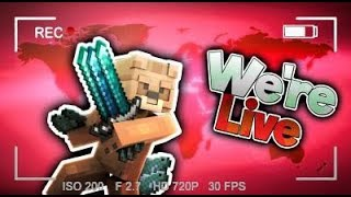 Playing VeltPvP! (FaceCam) | Sub = Shoutout!