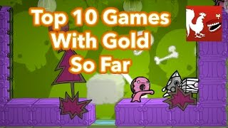 Countdown - Top 10 Games With Gold So Far